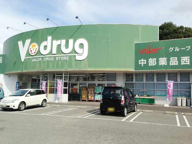 ドラッグストア V・drug