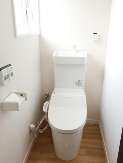 トイレ 同建築会社施工例