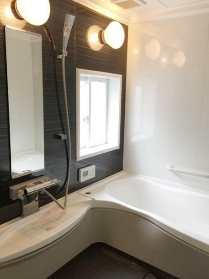 浴室 同建築会社施工例