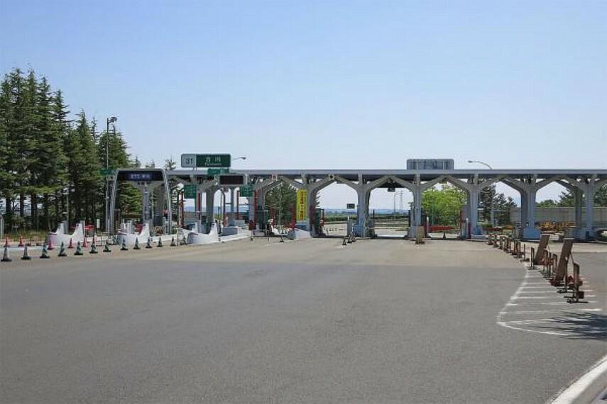 東北自動車道古川IC