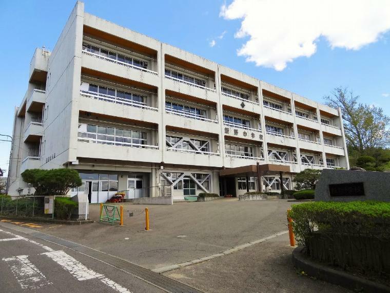 中学校 福島市立飯野中学校