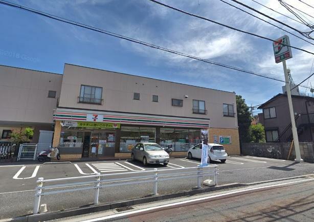 コンビニ セブンイレブン松戸日暮店