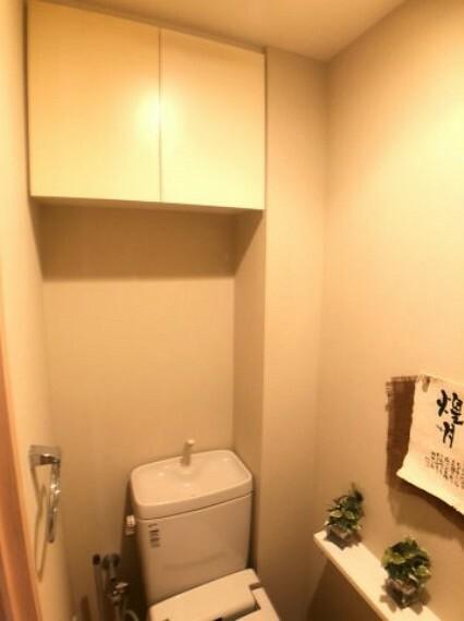 収納 トイレ収納