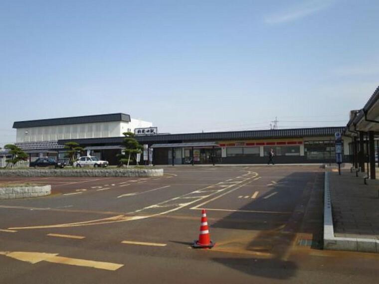 JR新発田駅まで800m(徒歩10分)