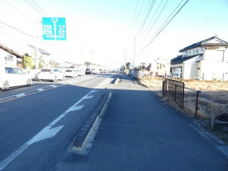 現況写真 東武鉄道日光線「静和」駅徒歩圏内です。
