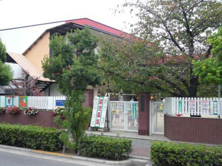幼稚園・保育園 【幼稚園】白菊幼稚園まで413m