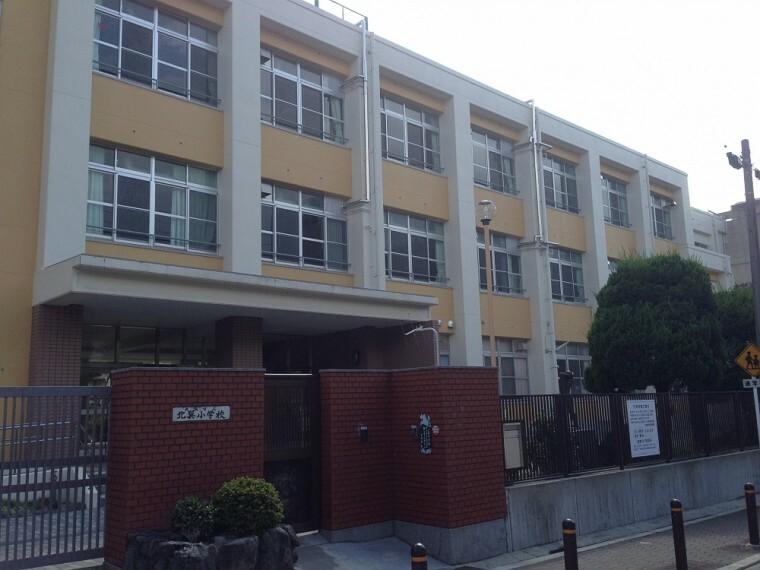 小学校 【小学校】大阪市立 北巽小学校まで686m