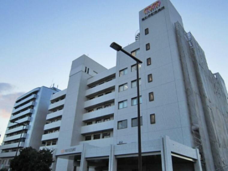 病院 【総合病院】育和会記念病院まで350m