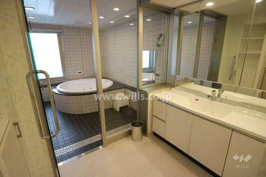 現況写真 スイートゲストルームの浴室