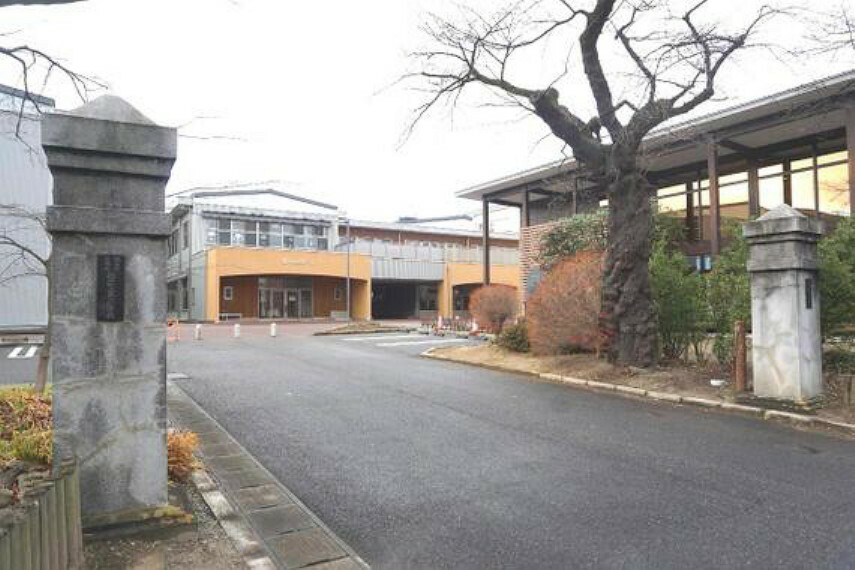 小学校 鏡石町立第一小学校 徒歩47分(約3700m)
