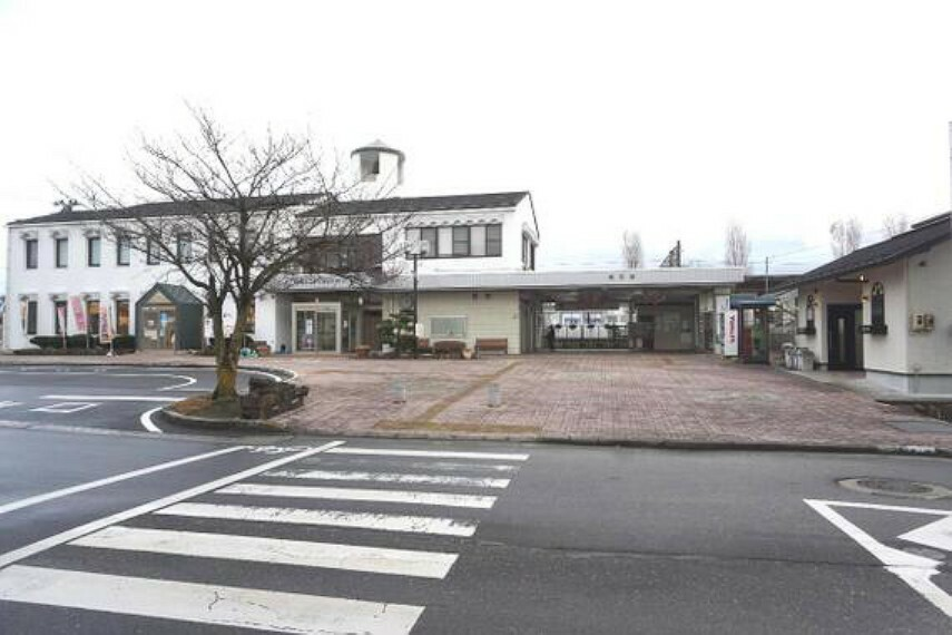 JR鏡石駅 徒歩49分(約3900m)