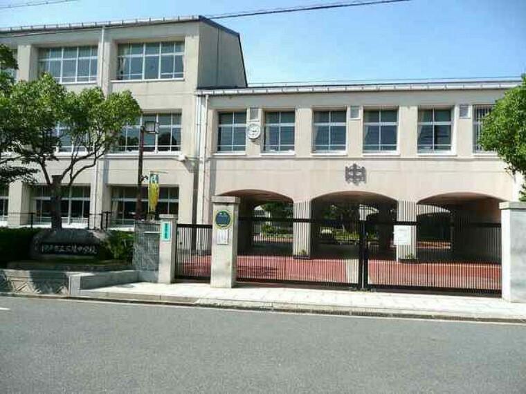 中学校 神戸市立広陵中学校 神戸市立広陵中学校