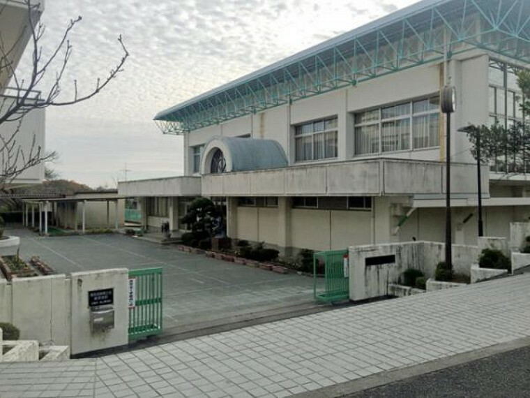 中学校 鹿ノ台中学校