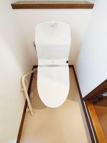 トイレ トイレ(1階)