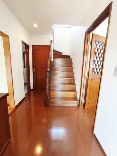 階段・1階廊下
