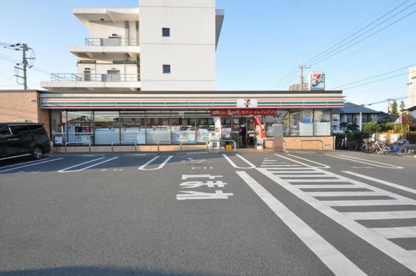 コンビニ セブン-イレブン所沢元町店 セブンイレブン所沢元町店
