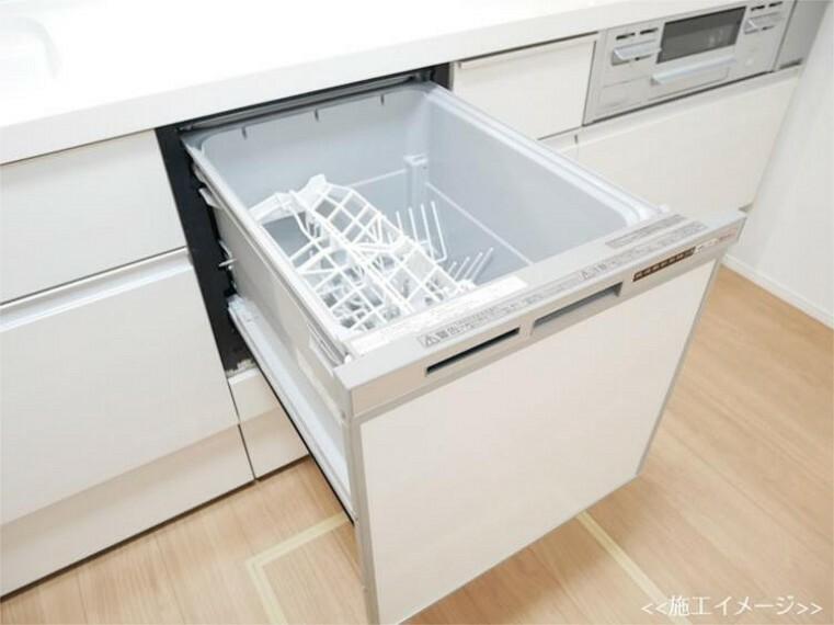 同仕様写真(内観) 施工イメージ・キッチン食洗機