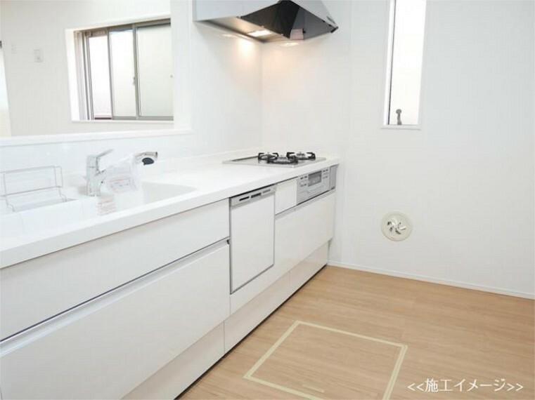 同仕様写真(内観) 施工イメージ・キッチン
