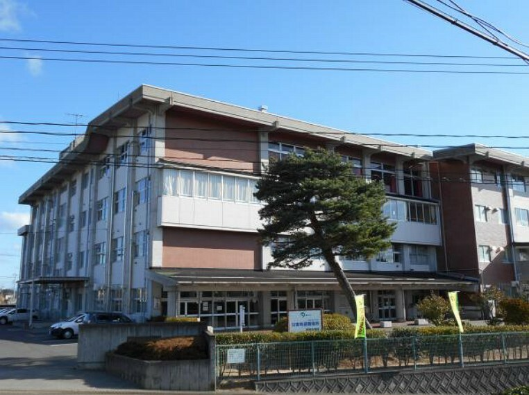 中学校 富田中学校 徒歩約33分(2672m)