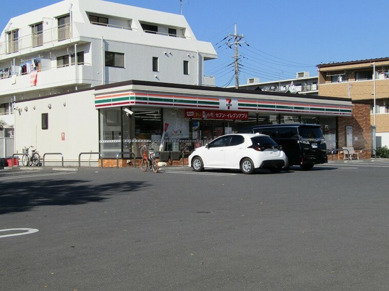 コンビニ セブンイレブン新松戸5丁目店