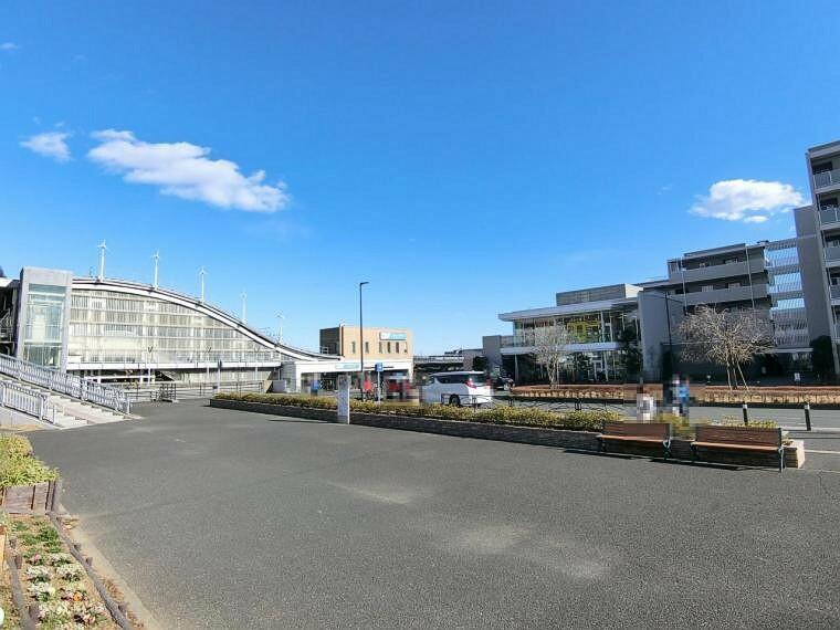 小田急多摩線「はるひ野」駅