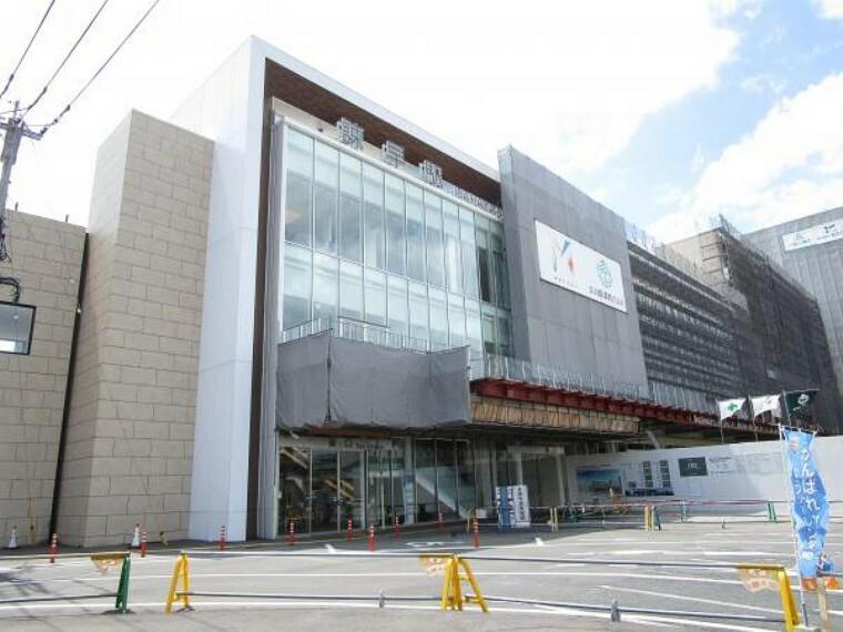 【駅】諫早駅まで約4400m(徒歩約55分)です。渋滞や事故などの影響を受けにくいので、通勤・通学にも安心ですね。