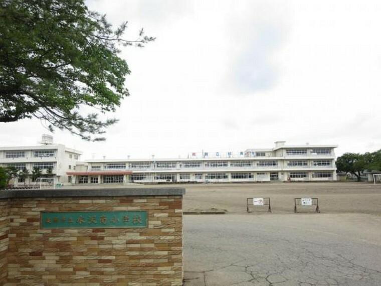 小学校 【小学校】奥州市立水沢南小学校まで約3000mです。中学校は水沢南中学校になります。
