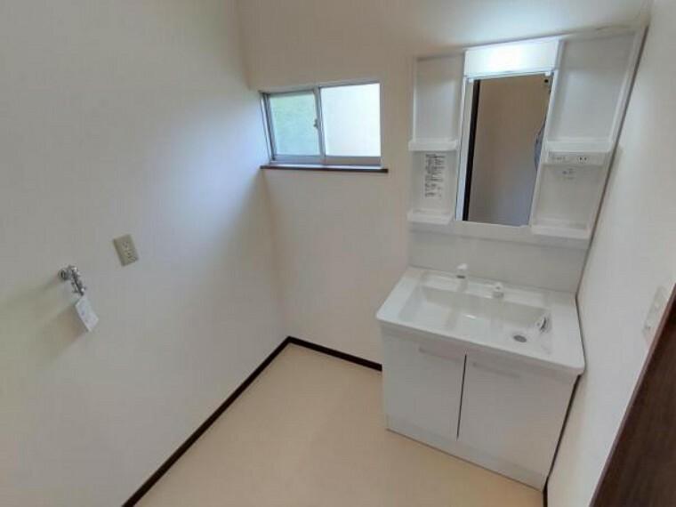 洗面化粧台 【リフォーム済】洗面脱衣室