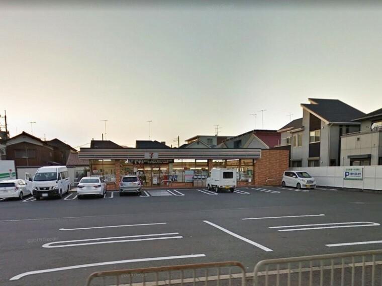コンビニ 【コンビニエンスストア】セブンイレブン 海老名あゆみ橋店まで254m