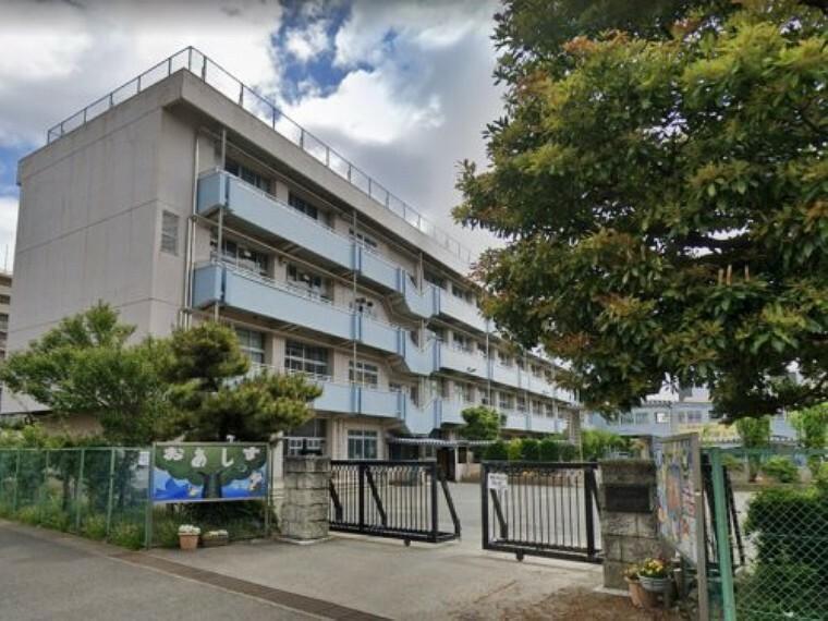 中学校 【中学校】海老名市立海西中学校まで625m