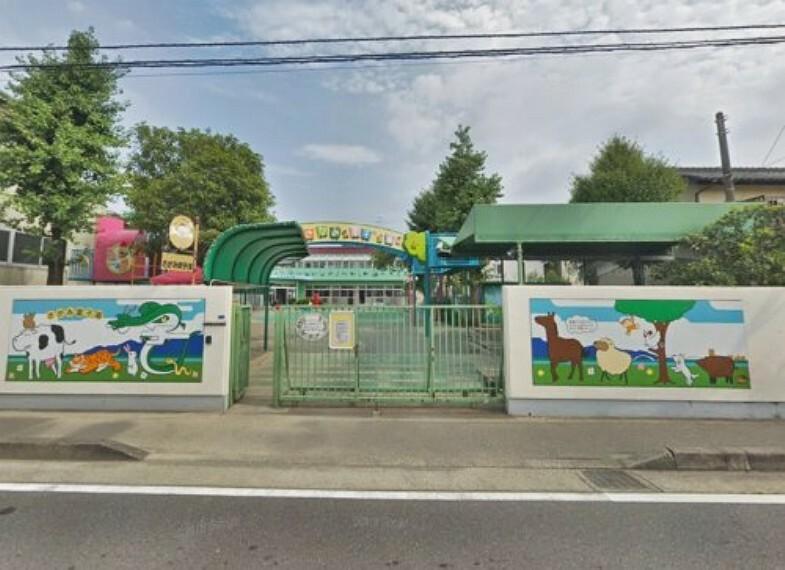幼稚園・保育園 【保育園】さがみ愛子園まで12m