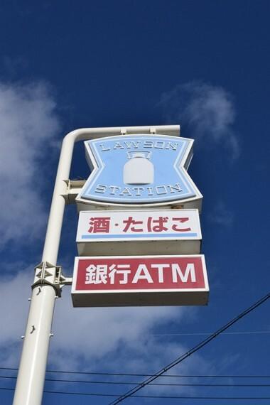 コンビニ ローソン清須二ツ杁駅前店