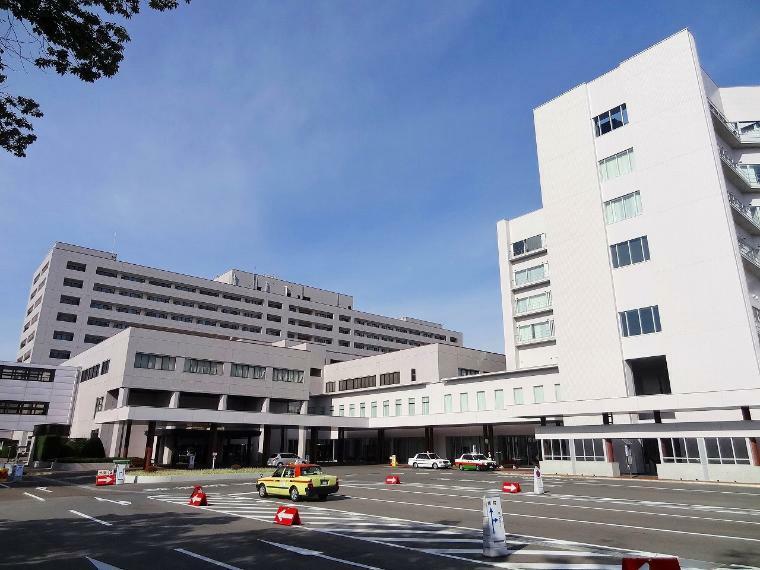 病院 公立大学法人福島県立医科大学附属病院