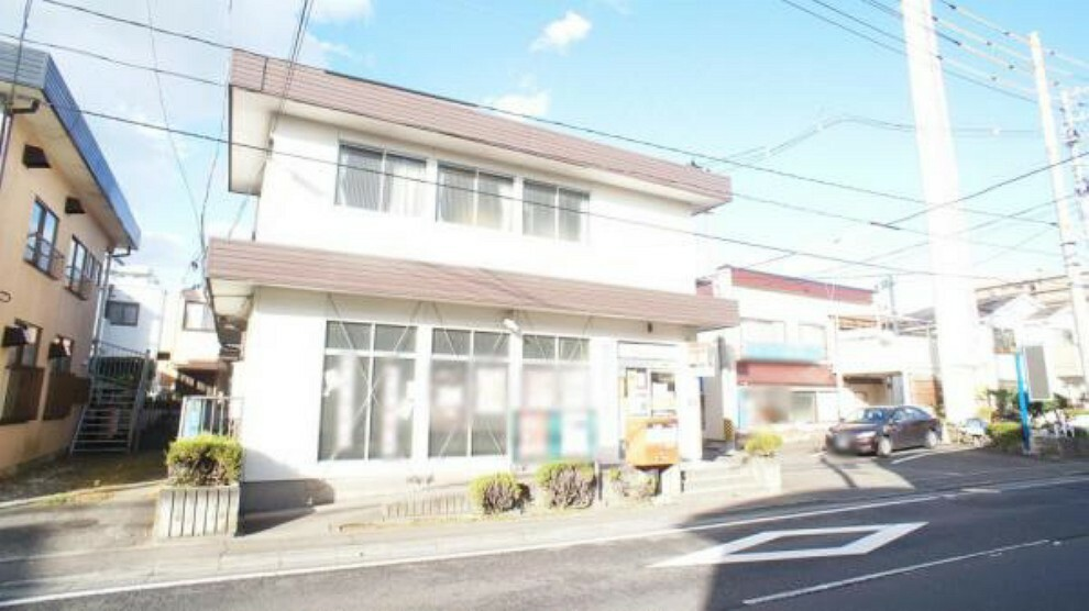 郵便局 仙台遠見塚郵便局 徒歩8分