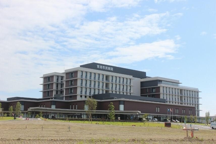 病院 常滑市民病院