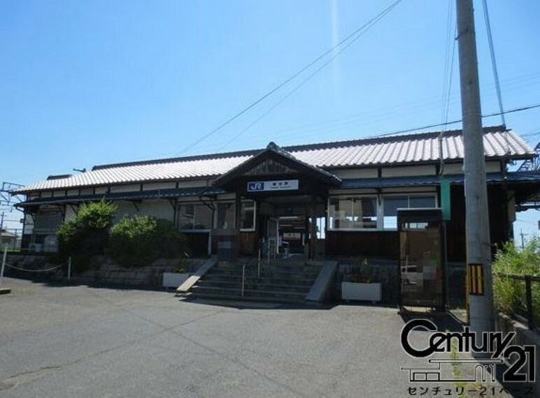 櫟本駅(JR 桜井線)