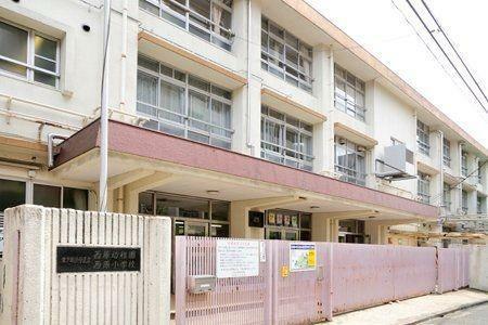 小学校 渋谷区立西原小学校 徒歩10分。
