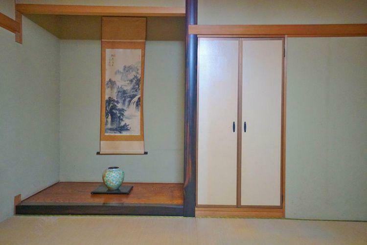 今や外国の方にも人気の和室。ときにはフローリングではなく、畳の上で過ごしたい気持ちになりますね。
