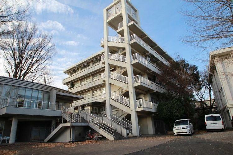 図書館 東京立正短期大学図書館 徒歩7分。