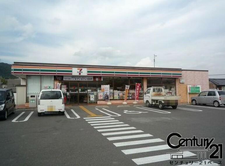 コンビニ セブンイレブン生駒有里町店