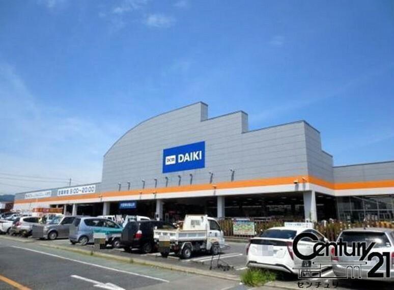 ホームセンター DCMダイキ南生駒店