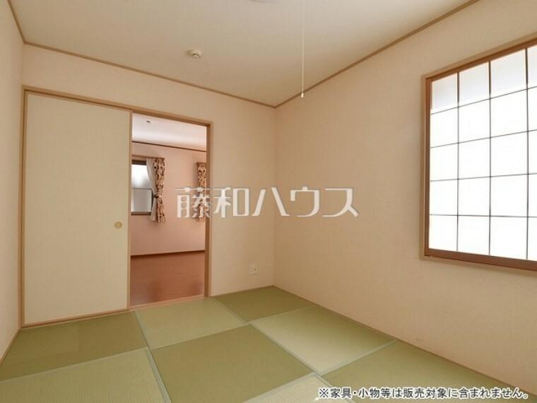 和室 【練馬区東大泉6丁目】