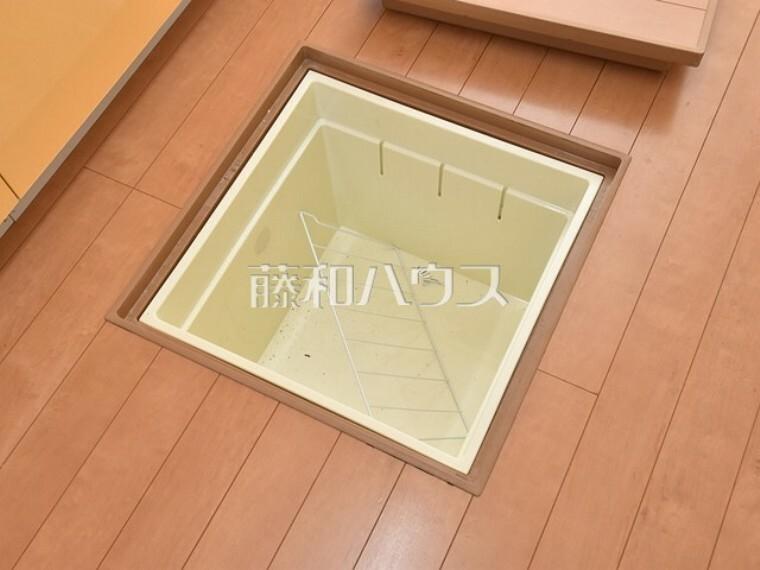 収納 床下収納 【練馬区東大泉6丁目】