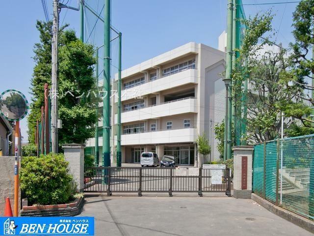中学校 横浜市立六角橋中学校 徒歩8分。