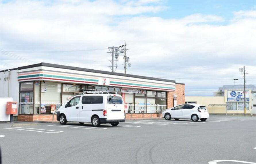 コンビニ セブンイレブン 磐田福田西店