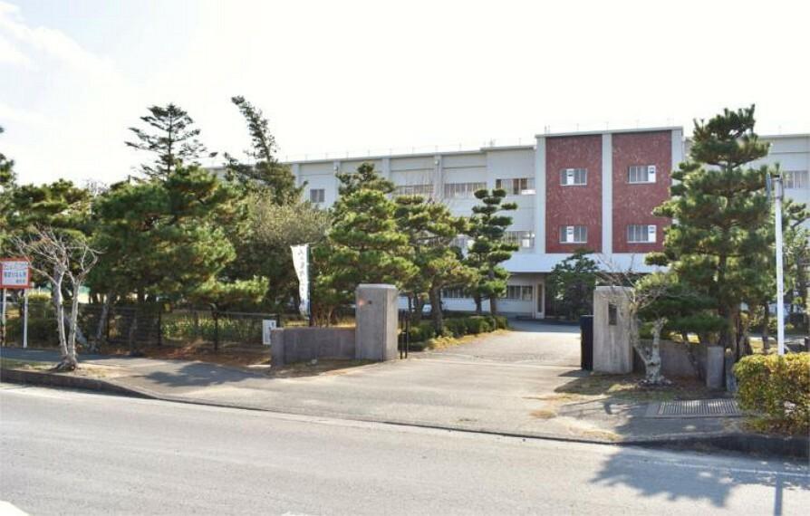 中学校 磐田市立福田中学校