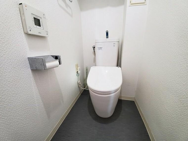 トイレ ウォシュレット付のトイレです!