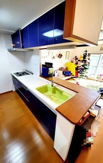 キッチン システムキッチンは対面式です!