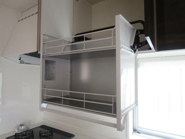 キッチン キッチン吊戸棚付き