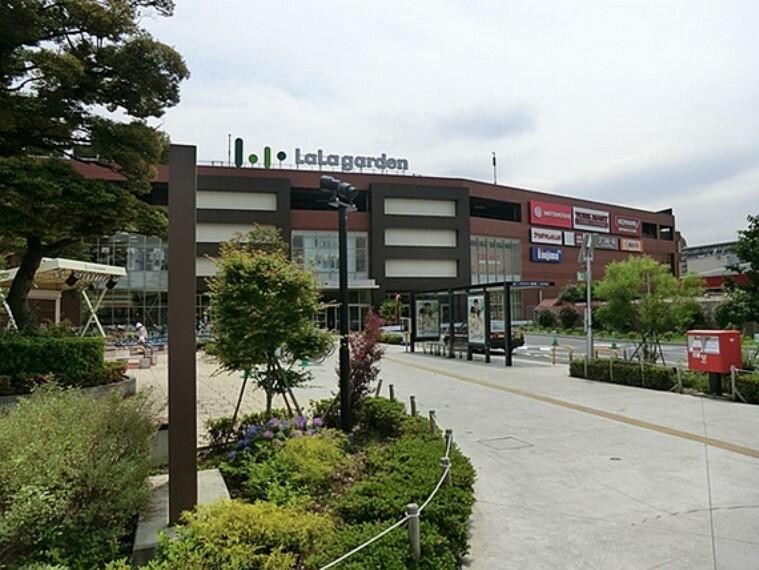 ショッピングセンター ララガーデン川口 徒歩1分(約80m)